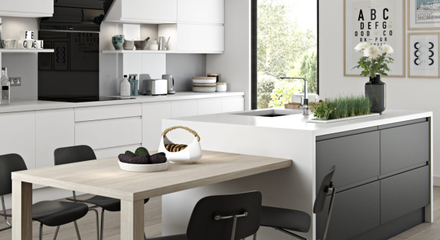 trade kitchen quote for moy - serica super matte