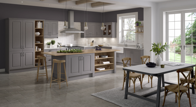 trade kitchen quote for lincoln- serica super matte