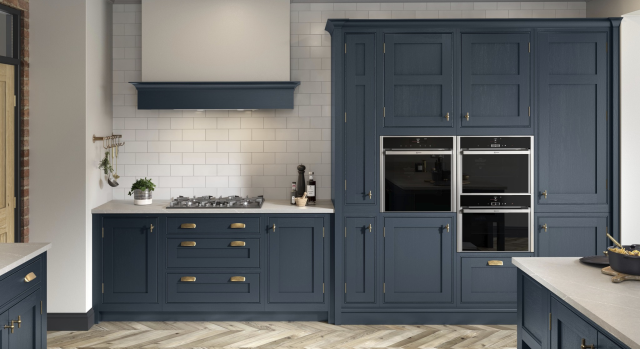 trade kitchen quote for clarendon - painted to order