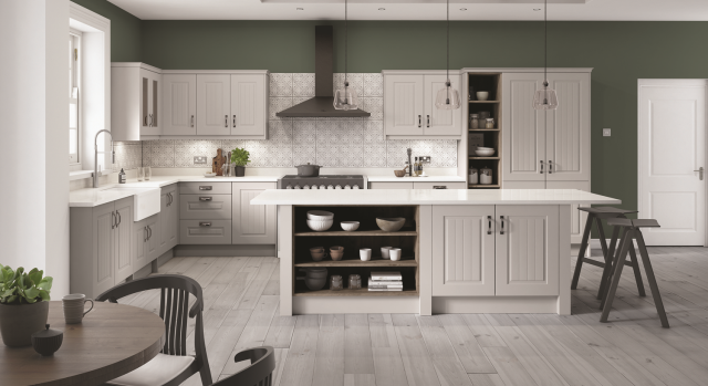 trade kitchen quote for newport - serica super matte