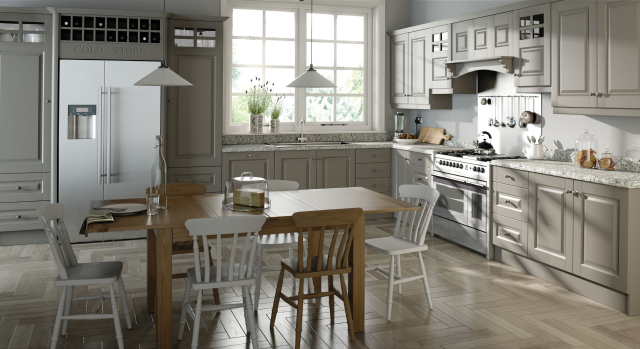 trade kitchen quote for gibson - matte