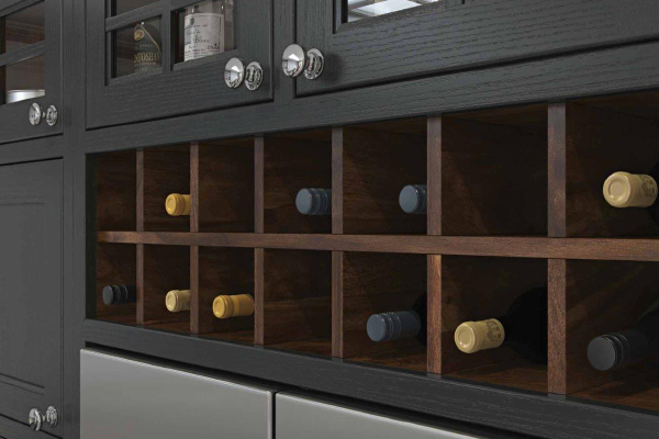 pigeon hole wine racks